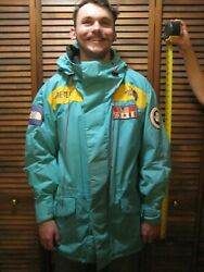 Very Rare 1990 Antarctic Expedition Gore-tex Jacket
