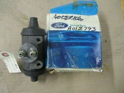 Wheel Cylinder 1969 Ford Trucks - Ford Nos New Old Stock C9tz-2262-a