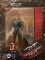 DC Comics Multiverse Justice League Superman Action Figure Steppenwolf