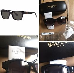 Balmain Most Unquestionably Authentic Wayfarer Sunglasses Made In France Unisex