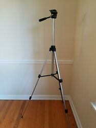 Ambico V0555, 54 Tripod With Quick Release For Camera Or Video