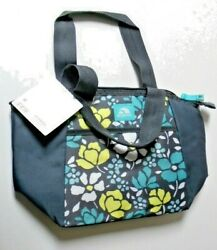 Igloo Mini Essential Tote 8 Can Cooler Bag Floral Design New w Tags $9.50