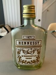 Super Rare Hennessy Cognac Bottle From 1961 / 0.35l