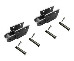 2 Trencher Repair Links W Pins, Fits Many Chain Trenchers With 3.067 Pitch