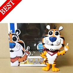 Funko Pop Tony The Tiger 08 Figure - Frosted Flakes Action Figure Collection