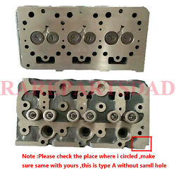 New Complete Cylinder Head Assy For Kubota D750 B5200d B5200e B7100 Tractor
