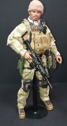 1/6 Us Army Special Forces Afghan War 2002 12 Strong Bandit Joes Custom