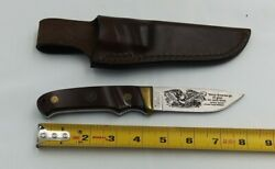 Vintage Discontinued Usa Schrade Ph1 Nra Pro Hunter Hunting Knife