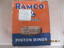 Piston Rings .030 Size 1949 - 1950 Ford Trucks And 1946 - 1948 Mercury 100 Hp 239