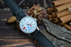 Vintage Watch Super Series Hockey. Watches For Men, Mens Watch, Military Watch