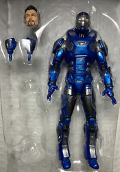 "Marvel Legends Iron Man Atmosphere Armor Gamerverse 6"" Figure No Joe Fixit BAF"