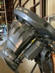 2003 Yamaha Outboard F-90 Complete 20 Inches Midsection With Trim Unit