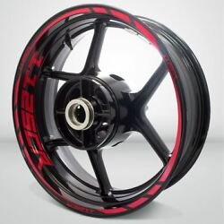 Motorcycle Rim Wheel Decal Accessory Sticker For Buell 1125cr