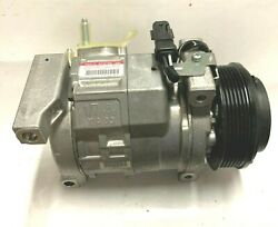 New Oem Mopar Compressor 55111417ac 6gr Town And Country Voyager Grand Caravan