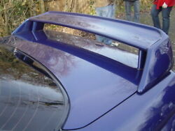 Carbon And Frpblade For Nissan Skyline R32 Gtr Oe Style Rear Spoiler Wing