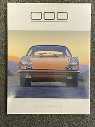 Porsche 000 Magazine Issue 008 Highly Collectible - Sealed Box
