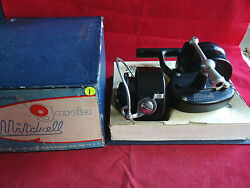 Rare Super Boxed Garcia Mitchell 300 Spinning With Usa Box