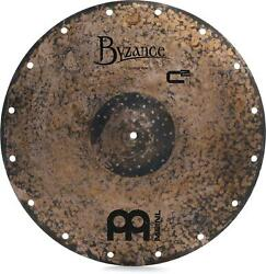 Meinl Cymbals 21 Inch Byzance Vintage Chris Coleman Signature Candsup2 Ride Cymbal