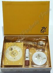 Ulta Beauty x Harry Potter HUFFLEPUFF Cosmetic Kit Eyeshadow Palette Lip Balm $69.95