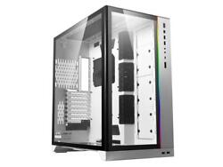 Lian Li O11 Dynamic Xl Rog Certificated White Color Tempered Glass On The Front