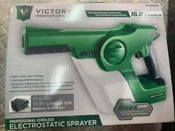 Victory Vp200esk Chemical Application Plus Great For Sanitizing Disinfecting