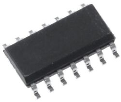 40x Stmicroelectronics Timer Circuits 2-16v 14-pins 8ma 2.7mhz Surface Mount