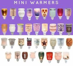 Scentsy Mini Warmers RETIRED DISCONTINUED RARE YOU CHOOSE NEW