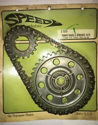 S1575 Timing Chain And Sprocket Sets Ford 352 Thru 428 Cu. In.
