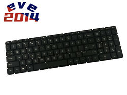 New For Hp 15-bs000 15-bs080wm 15-bs038dx 15-bs038cl Laptop Keyboard Black