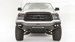 Fab Fours Vengeance No Guard Front Bumper For 07-13 Tundra Tt07-d4451-1