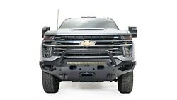 Fab Fours Matrix Front Bumper - Pre Runner Guard For 2020 Chevy Hd 2500 / 3500