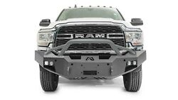 Fab Fours New Premium Winch Front Bumper W/ Pre Runner For 19-20 Ram 2500 / 3500