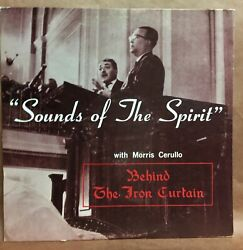 Morris Cerullosounds Of The Spiritbehind The Iron Curtainrare Ussr Christian