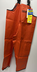 Grundens Harvestor Bibs Of Sweden 116.22 Heavy Duty Rip-stop Nylon New With Tags