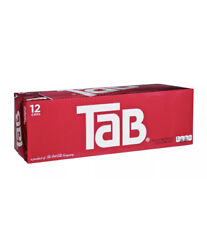 3x 12 Pack Of Tab Soda Cola Brand New Unopened