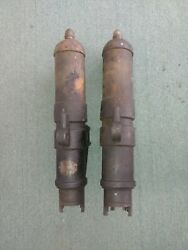 Vintage Pair Rare Car Pat 1912 1918 Accessory Westinghouse Air Spring Shock