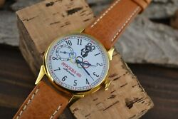 Vintage Watch Olympiad - Moscow. Watches For Men, Mens Watch, Military Watch