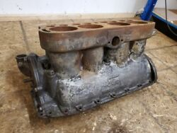 1922 Ford Model T Made In Canada 4 Cylinder Engine Block C386625