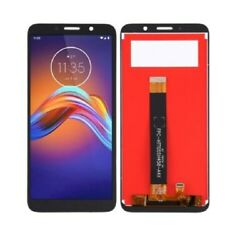 For Motorola Moto E6 Play Lcd Replacement Display Digitizer Touch Black Uk Stock