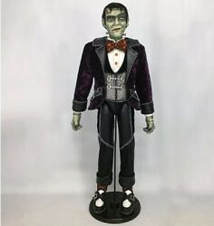 Katherineand039s Collection Frankenstein 36andrdquo Doll 28-028628 New Halloween