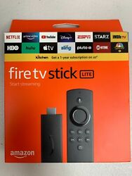 NEW Fire TV Stick Lite with Alexa Voice Remote Latest Version 2020 Release