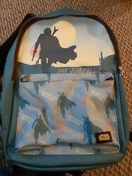 NEW Funko Star Wars THE MANDALORIAN Backpack Target Exclusive NWT $25.00