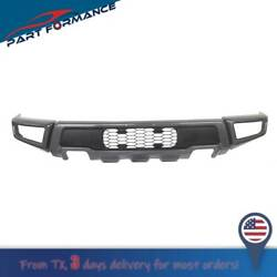 Raptor Style Steel Front Bumper Assembly Kit For F-150 2009 10 11 12 13 2014
