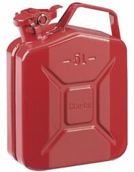 Jerry Can 5 Litre Red Storage Volume 5l Colour Red L For Clarke International