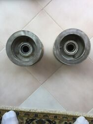 Parker Aircraft Wheels 5.00 - 5 Lightly Used Rv