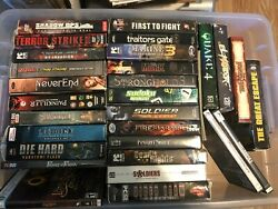 Huge Lot Of Pc Games Modern Classics Hard To Find Vintage And Rare