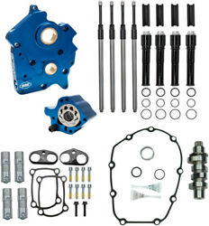 Cam Chest Kit 465c Water Cooled Black - Harley Davidson Abs Ultra Glide Limit...