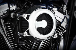 Prise Dand039air Vo2 Chrome Rogue - Harley Davidson Dyna - Vance And Hines