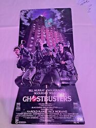 Ghostbusters 1984 Unassembled Display Standee Ultra Rare Especially In This Cond