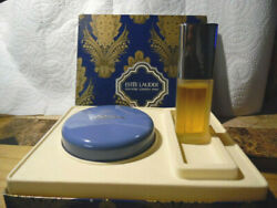 Vintage And039and039esteeand039and039 By Estee Lauder 3 Oz Body Powder And 1.5 Oz Super Estee New